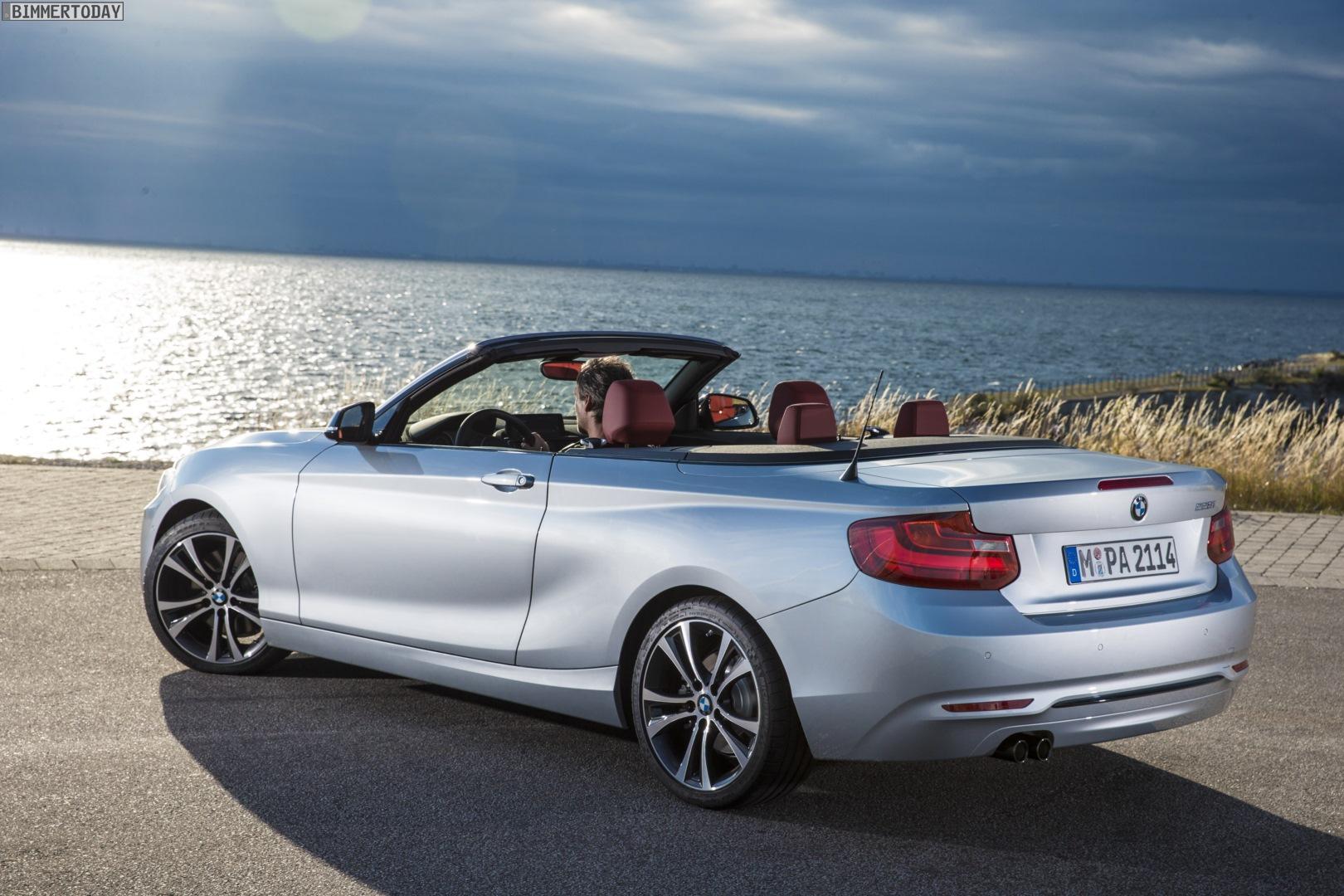 Bmw 2er Cabrio Preis Ab 35 350 Euro Alle Preise Und Infos