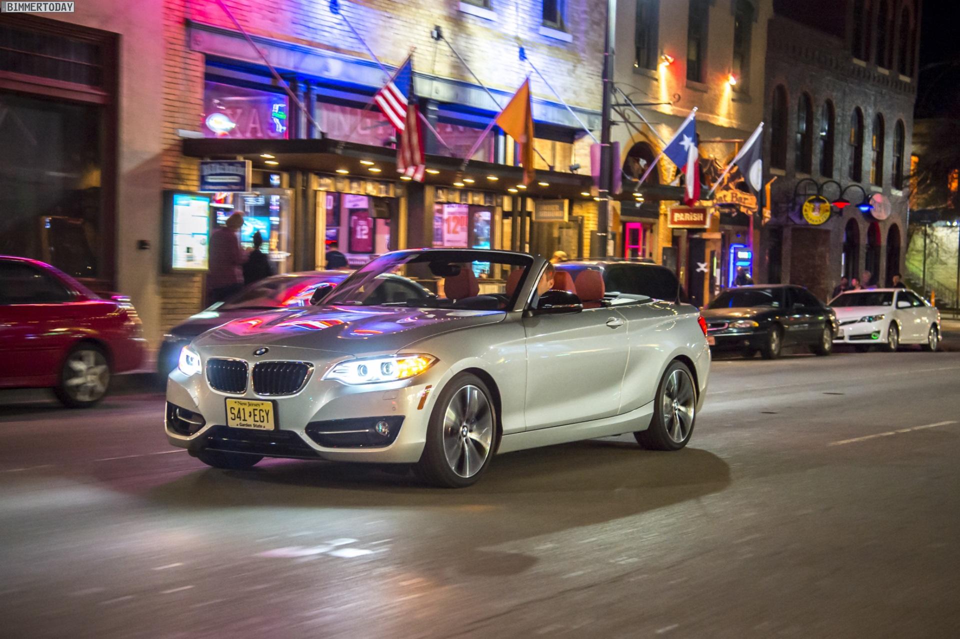März 2015: BMW Group steigert US-Absatz um 12,2 Prozent