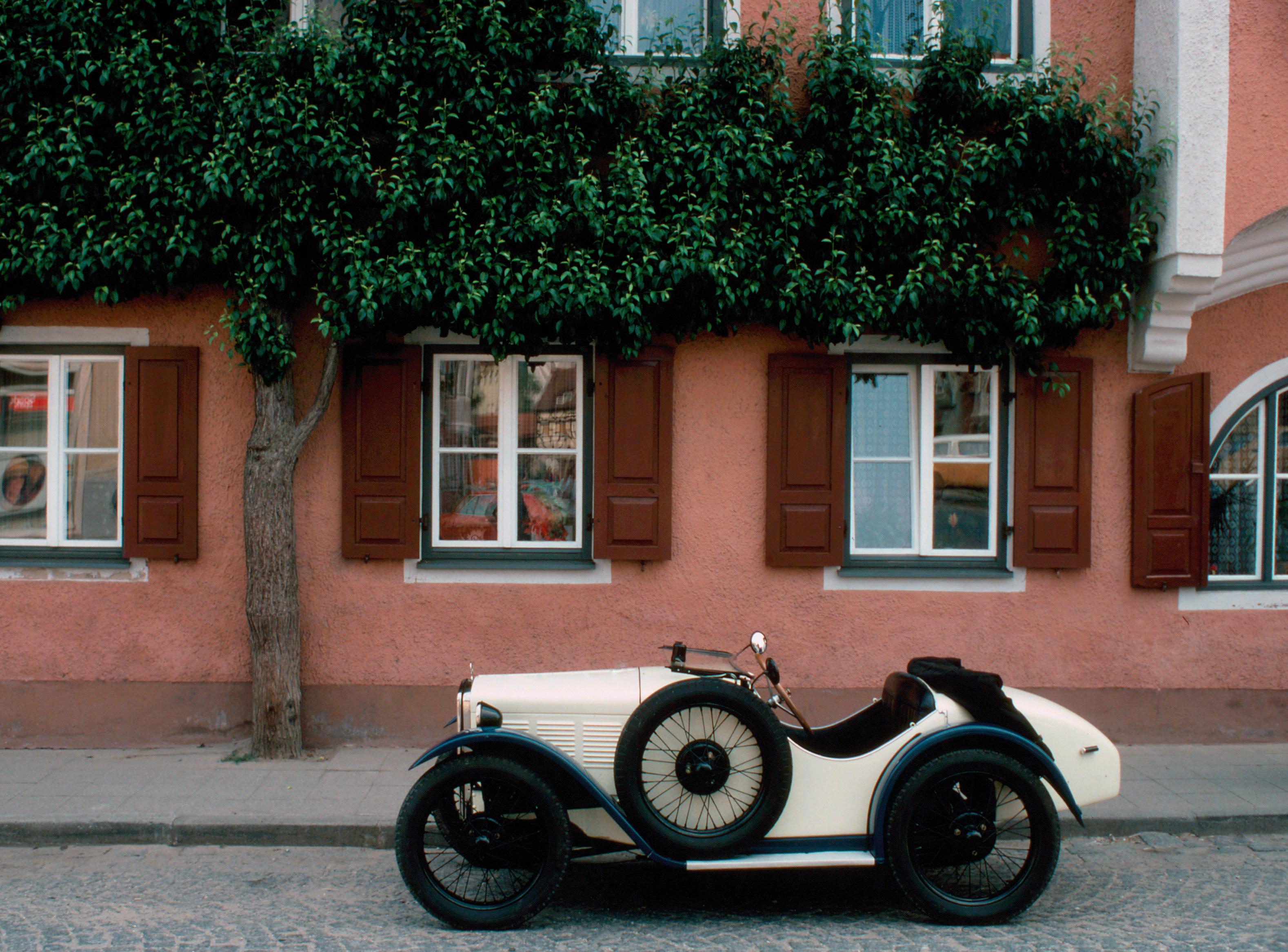 Wie alles begann: Der BMW 3/15 PS von 1929 im Video von BMW TV