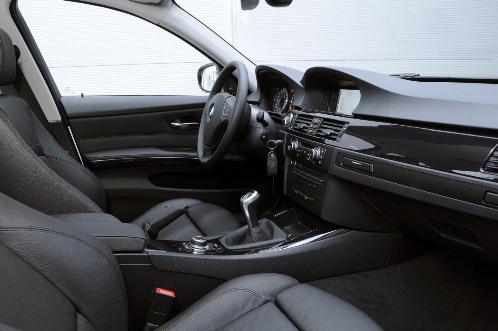 Nieuw Fahrbericht: Mit dem BMW 320d EfficientDynamics Edition nach Paris ZJ-83