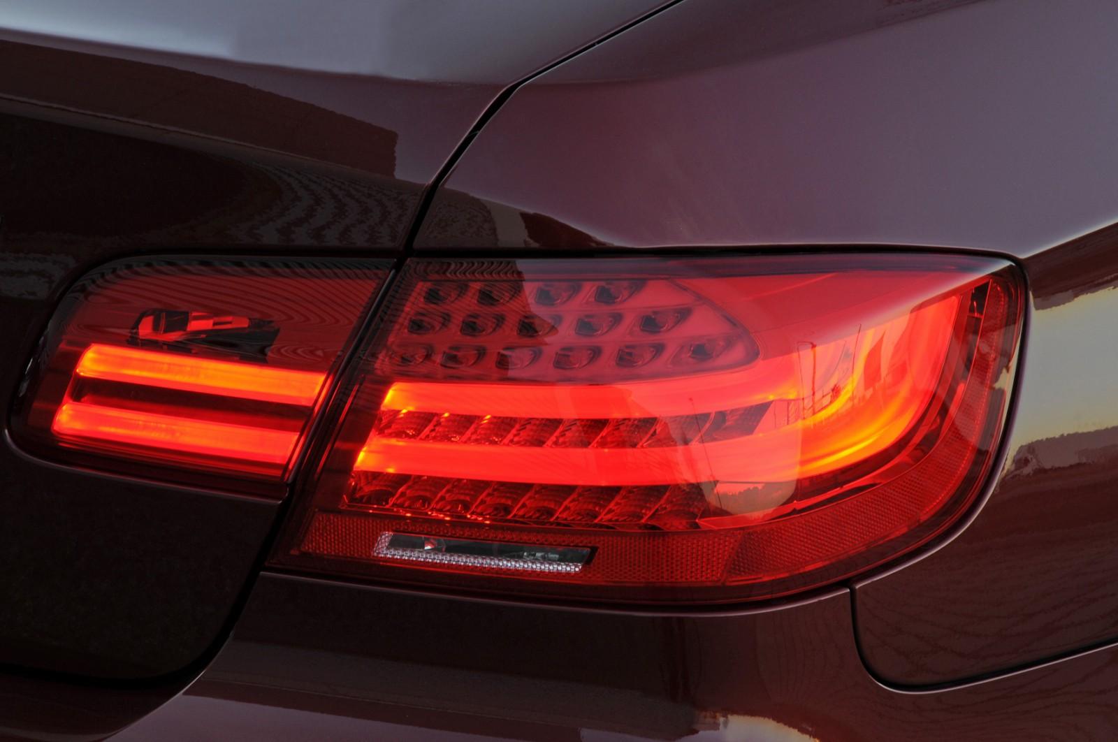 Bildergalerie Mehr Bilder Zum BMW 3er Coup E92 LCI