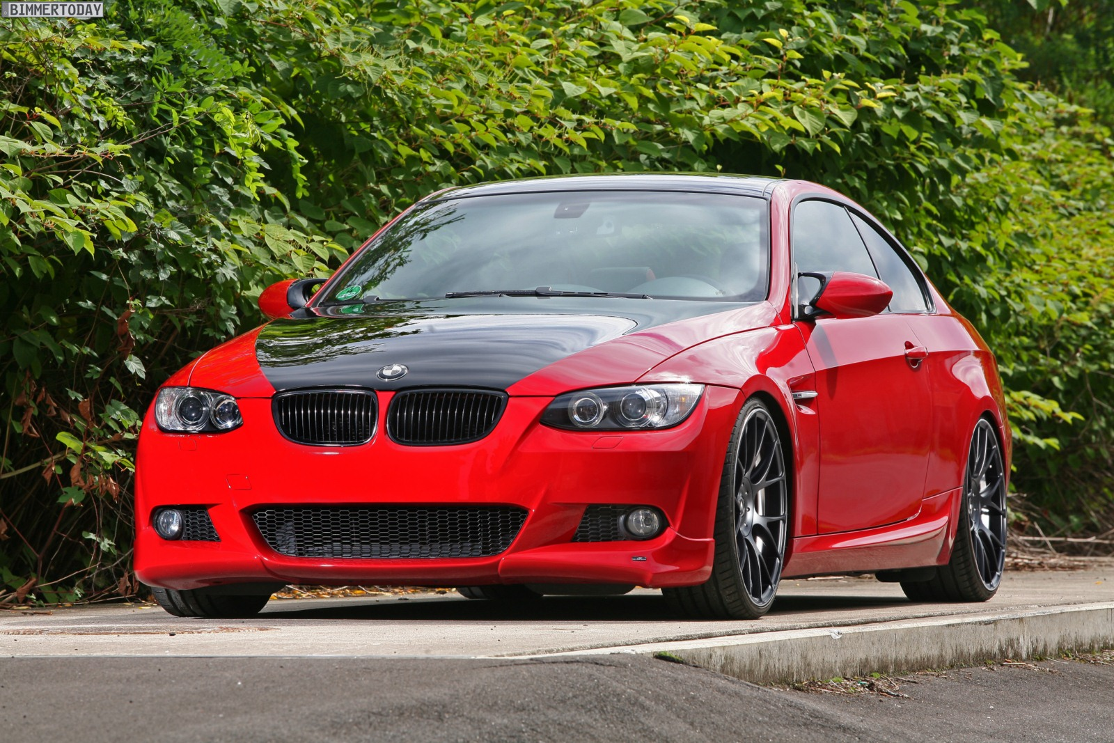 Tuning Concepts Bringt Bmw 3er Coup 233 E92 In Richtung M3 Optik