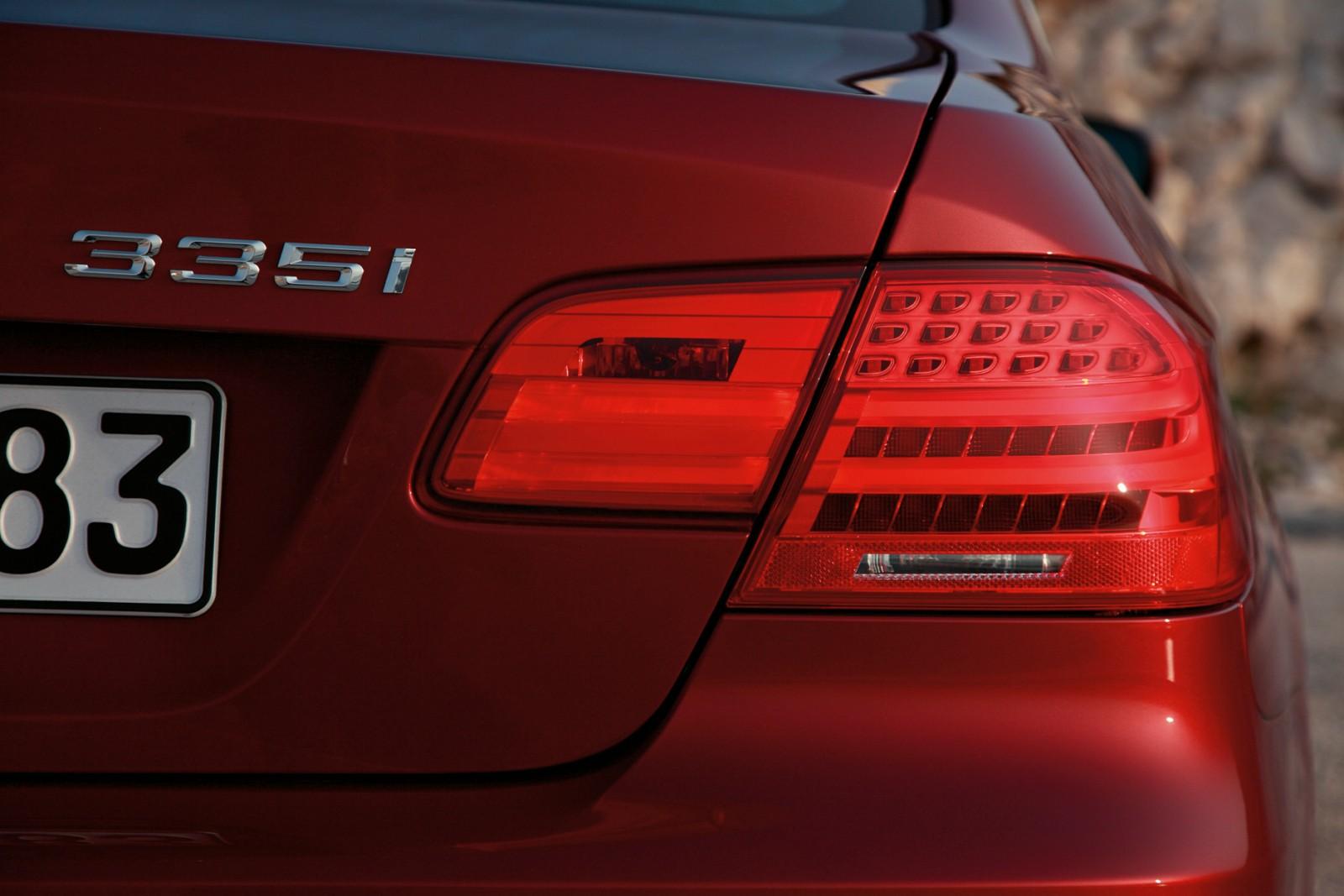 Alle Informationen Zum Facelift Von Bmw 3er Coup 233 E92 Amp Cabrio E93