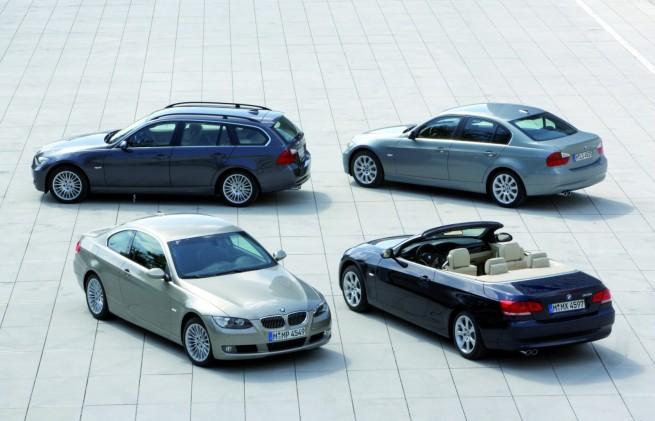 BMW-3er-Familie-E90-E91-E92-E93