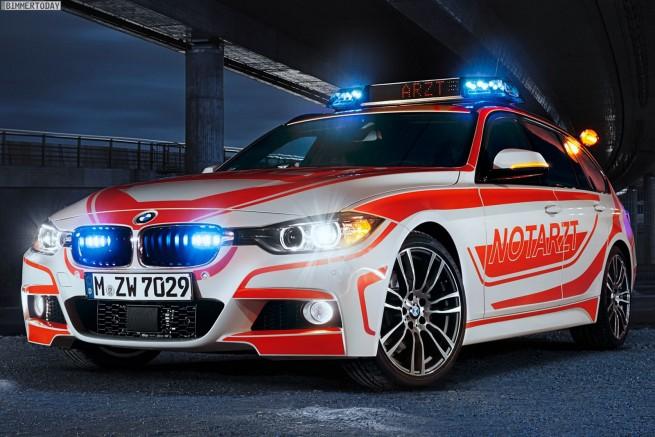 BMW-3er-Touring-Notarzt-RETTmobil-2013-F31-M-Sportpaket-Einsatzfahrzeug