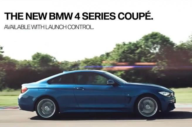 BMW-435i-M-Sportpaket-Launch-Control-Werbung-Video-UK