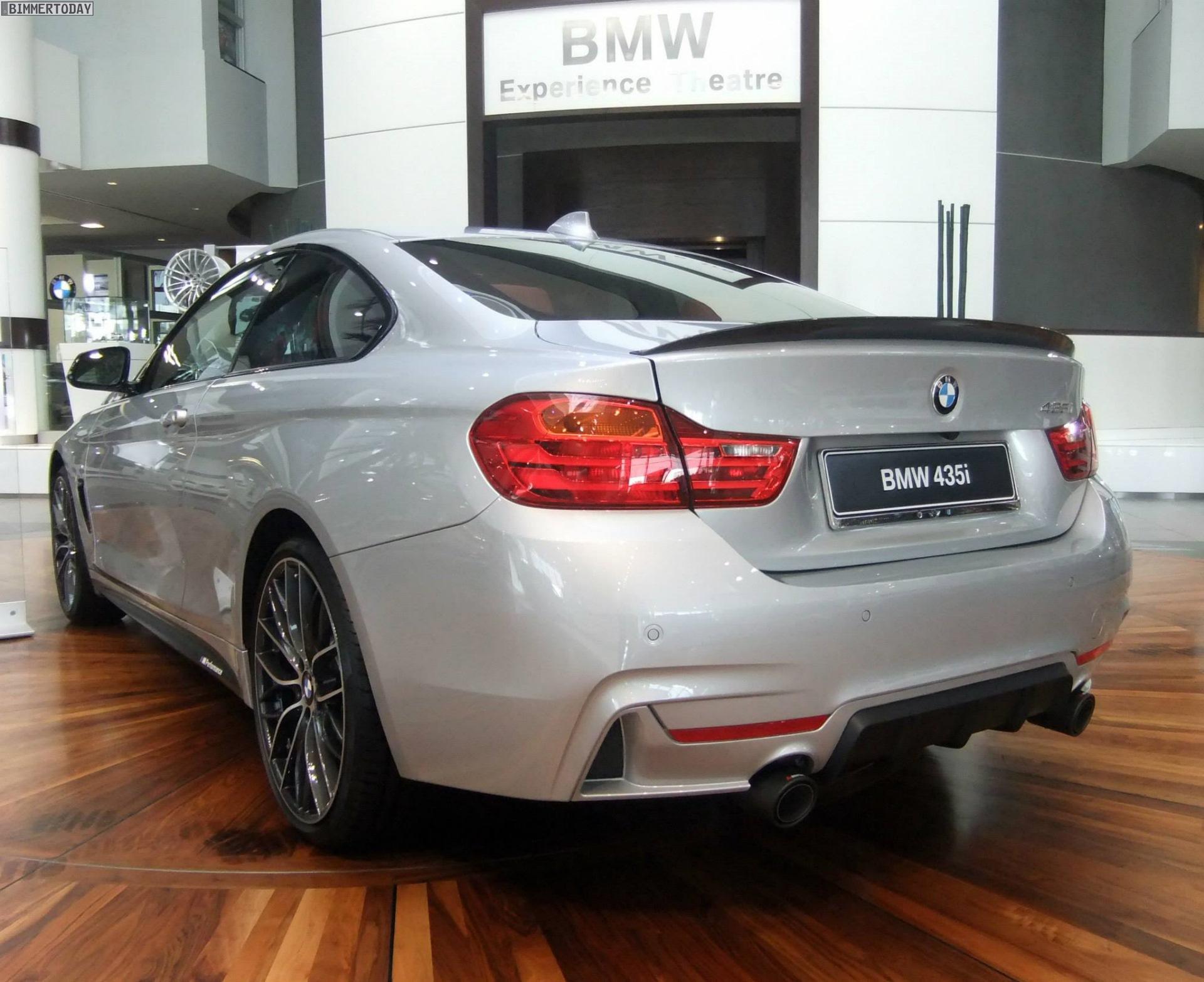 BMW M Performance-Zubehör: 435i Coupé F32 aus Abu Dhabi in ...