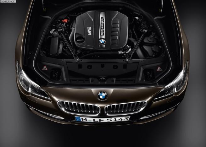 BMW-530d-F10-LCI-Reihensechszylinder-Diesel-Motor