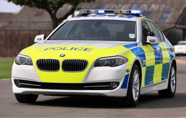 BMW-530d-F10-UK-Polizei