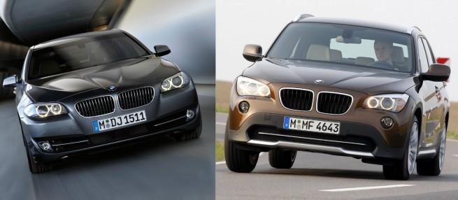 BMW-5er-F10-X1-E84-Absatz-