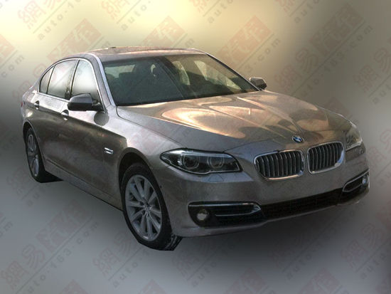 BMW-5er-Facelift-2013-F10-LCI-China-Leak-auto-163-com