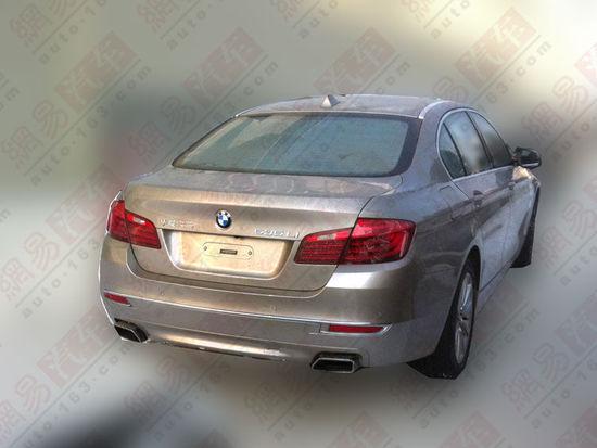 BMW-5er-Facelift-2013-F10-LCI-China-auto-163-com