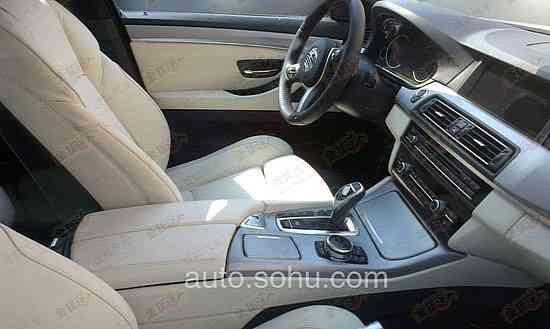 BMW-5er-Facelift-2013-F10-LCI-Innenraum-auto-sohu-co,