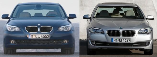 BMW-5er-Generationen-E60-F10