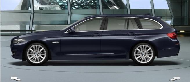 BMW-5er-Touring-F11-Konfigurator