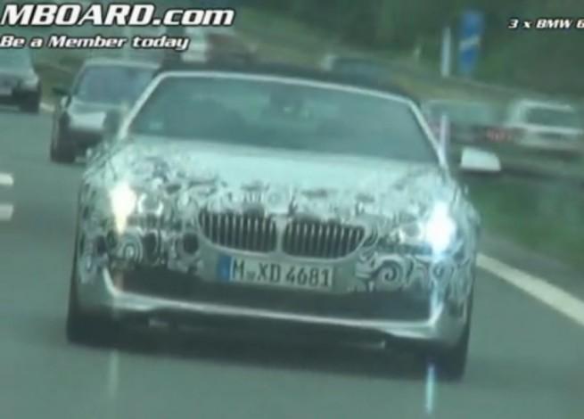 BMW-6er-Cabrio-F12-Spyvideo
