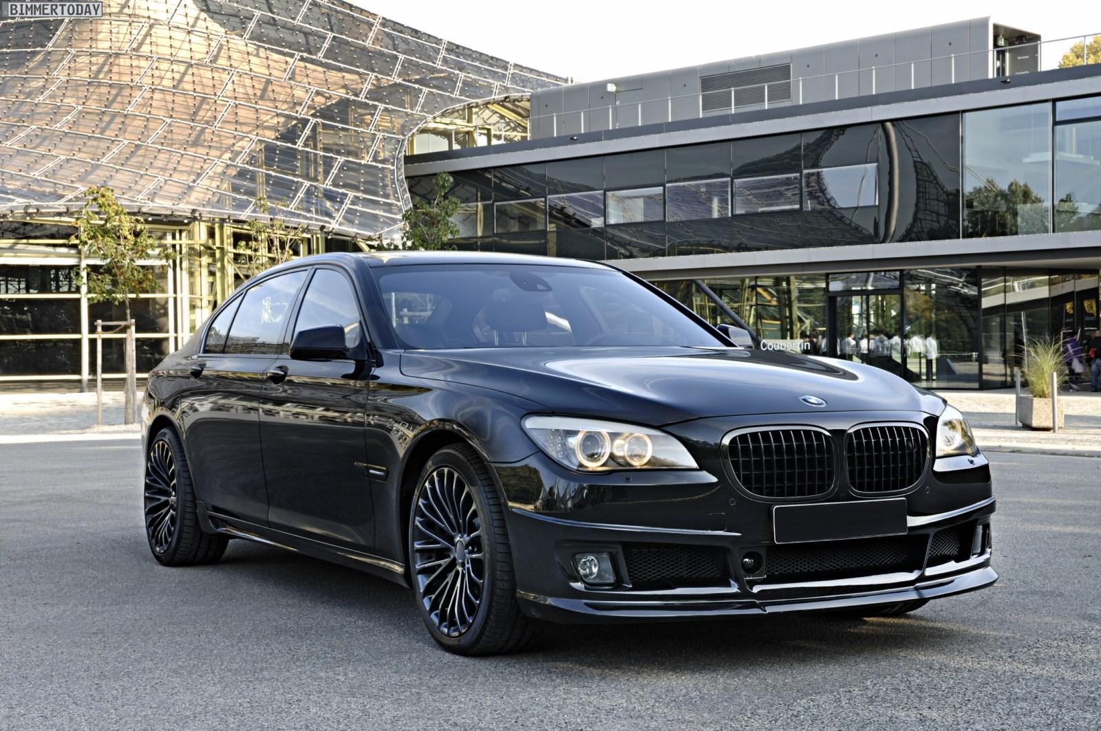 Bmw 750i 2015 >> 720 PS: TuningWerk NR 7s auf Basis der BMW 7er Langversion F02
