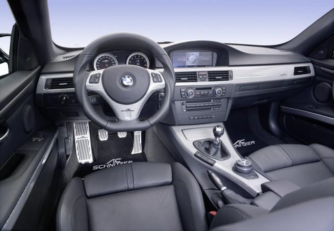 BMW-ACS3-Schnitzer-M3-E92-Interieur