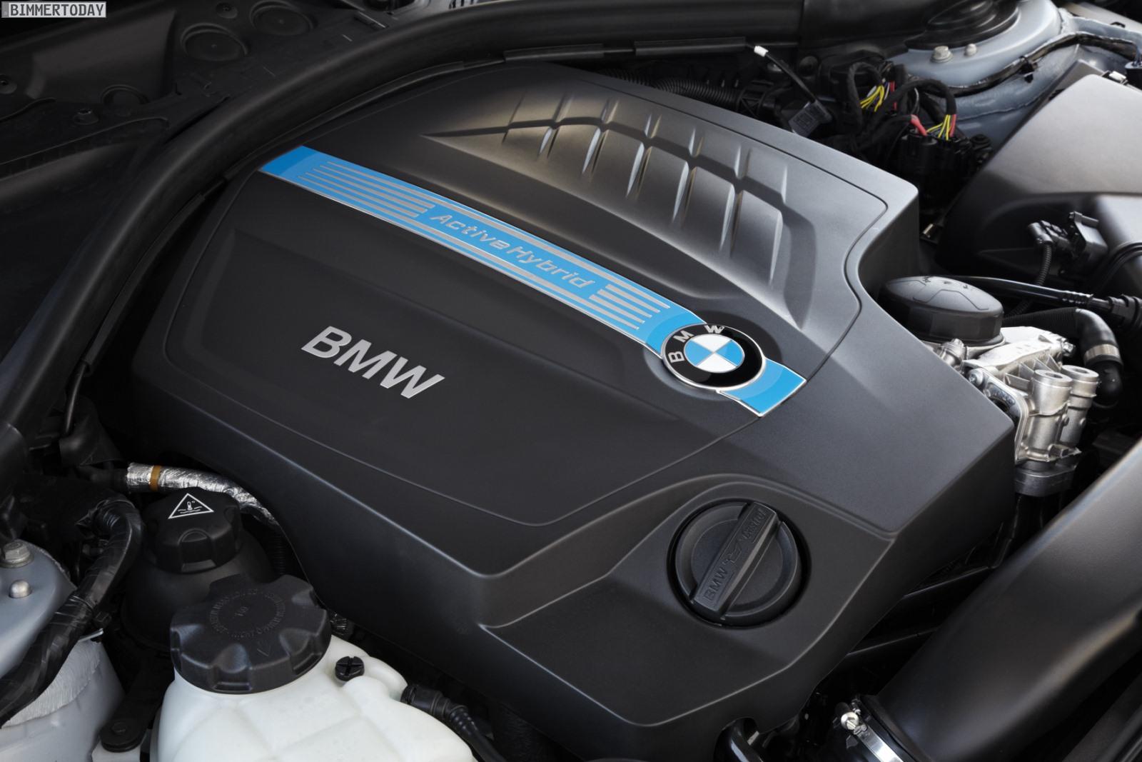 Bmw Activehybrid 3 F30 Der Bmw Unter Den Hybriden Als 335i 20