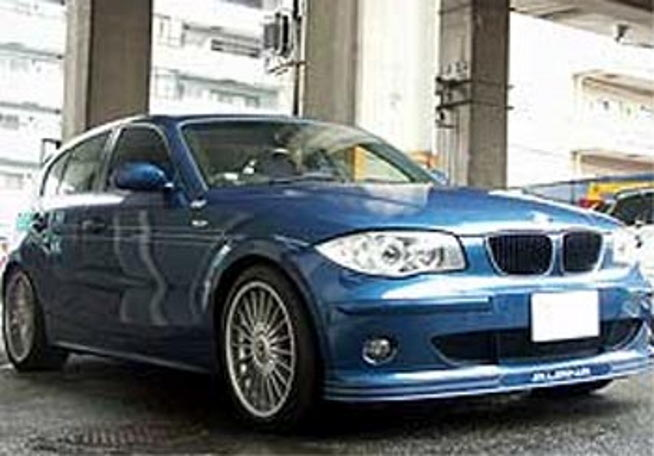 BMW Alpina B1 Japan 1