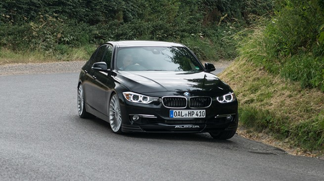 BMW-Alpina-B3-F30-Video-Chris-Harris