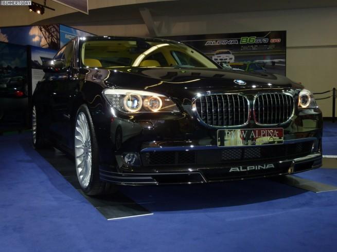 Neben Dem Bmw 530d Xdrive F10 Gibt Es Auf Der Iaa 2011 Noch Ein