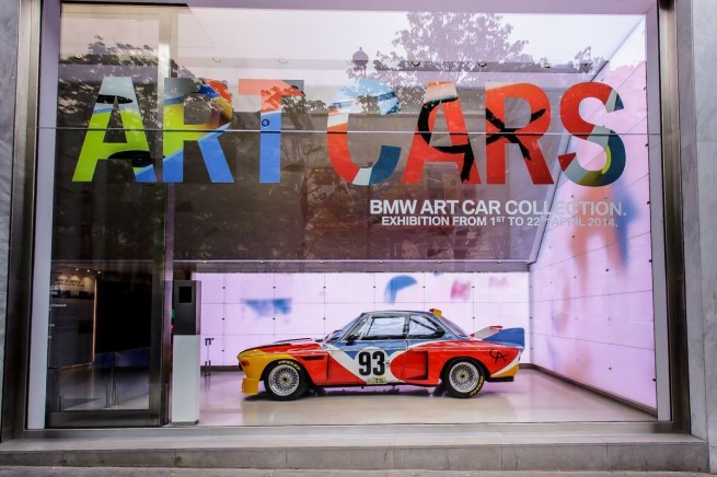 BMW-Art-Cars-2014-George-V-Paris-Ausstellung-04