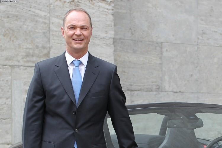 Bernhard Kuhnt: BMW holt Top-Manager von Jaguar Land Rover
