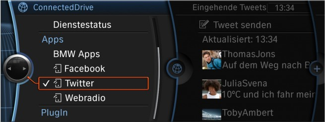BMW-Connected-App-Funktionen