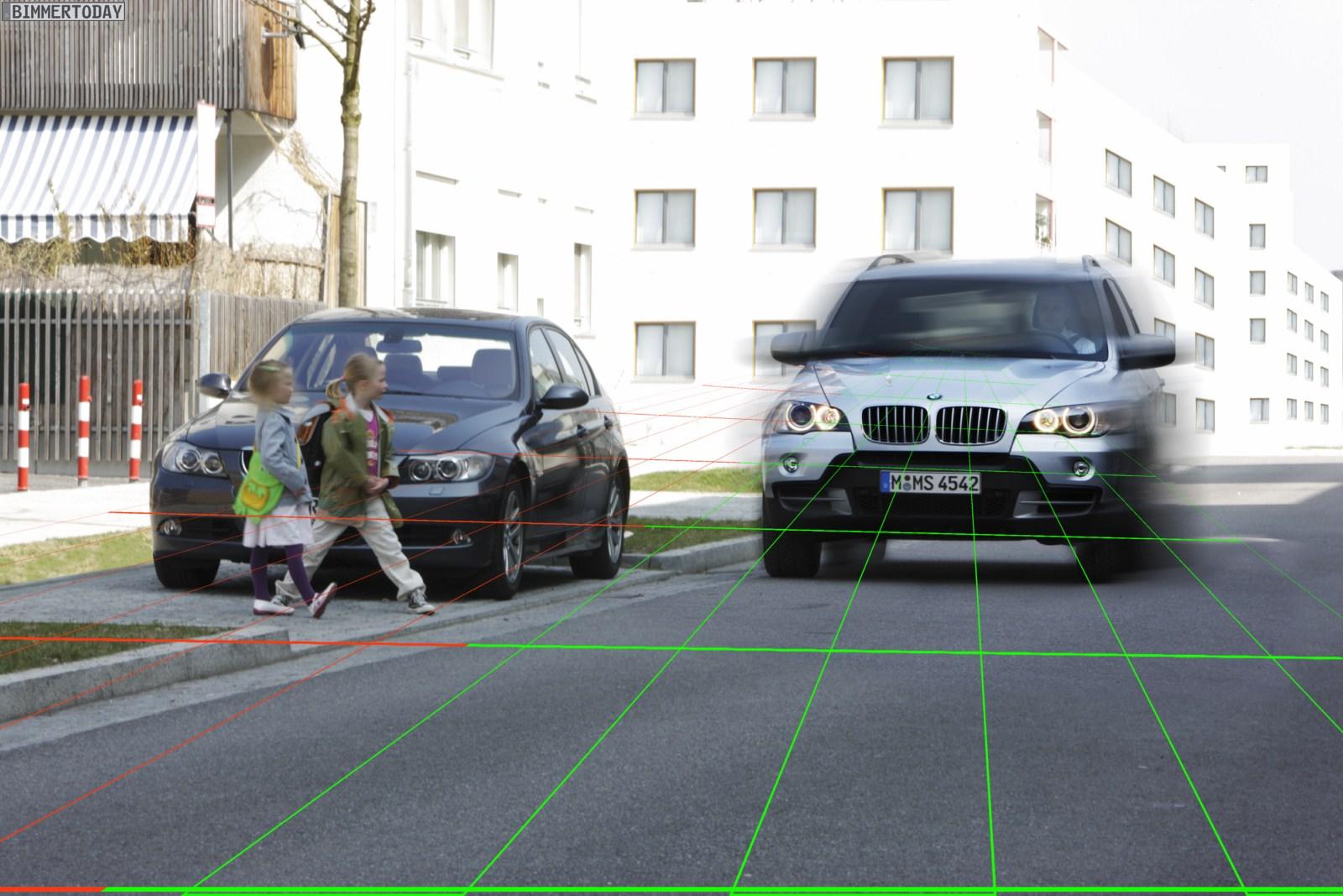 Video: Car-to-X-Kommunikation im Rahmen von BMW Connected Drive