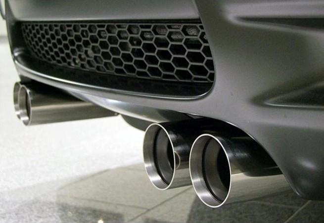 BMW-Endrohre
