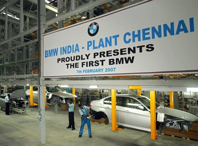 BMW-Indien-Werk-Chennai