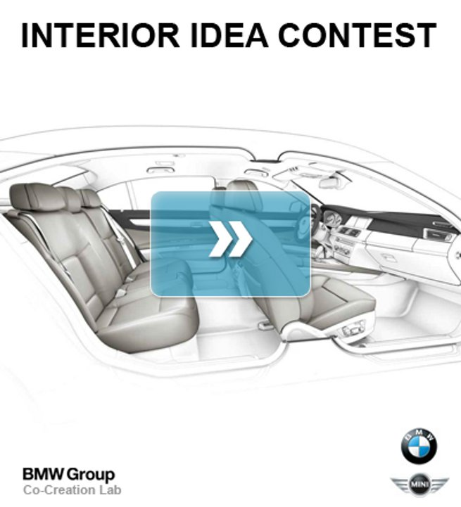 BMW-Interieur-Idea-Contest