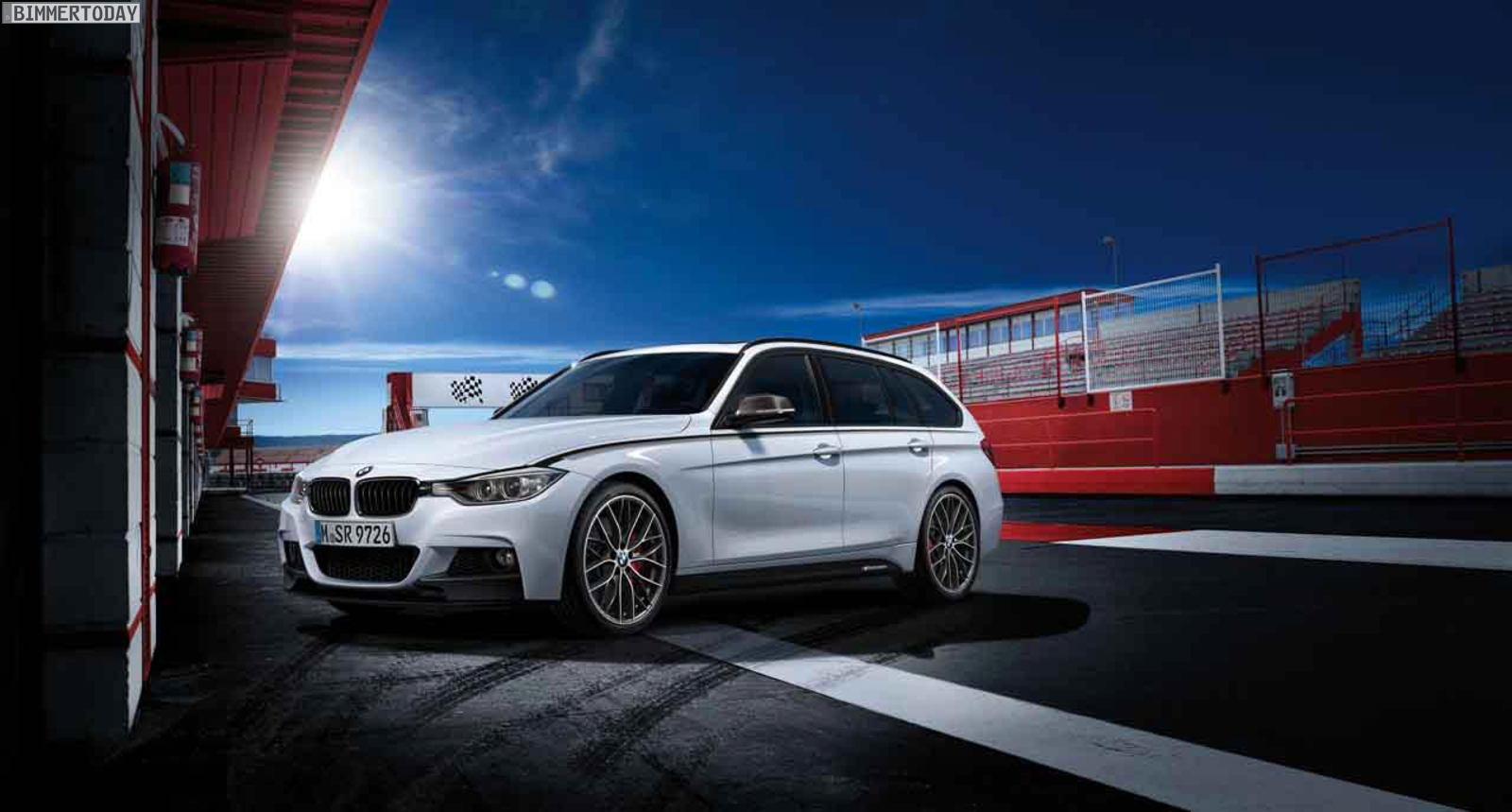 bmw m performance parts bilder zu 3er touring f31 5er. Black Bedroom Furniture Sets. Home Design Ideas