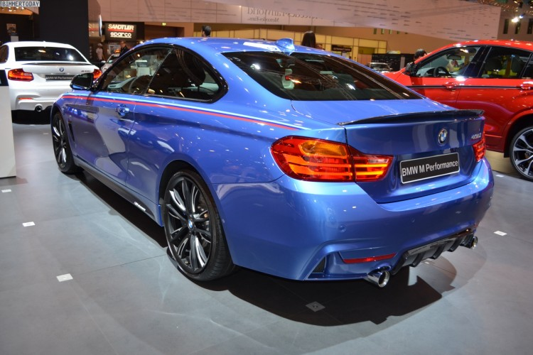 bmw m performance zubeh r bmw 4er f32 in essen 2014. Black Bedroom Furniture Sets. Home Design Ideas