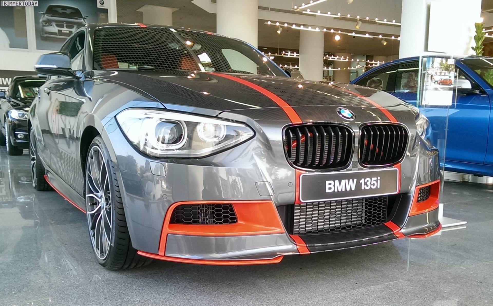 bmw abu dhabi bmw m135i f20 als m performance special edition - Auto Folieren Muster