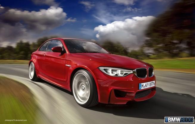 BMW-M2-2014-F22-2er-Coupe-Photoshop-Entwurf-1