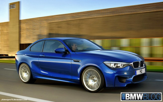 BMW-M2-2014-F22-2er-Coupe-Photoshop-Entwurf-2