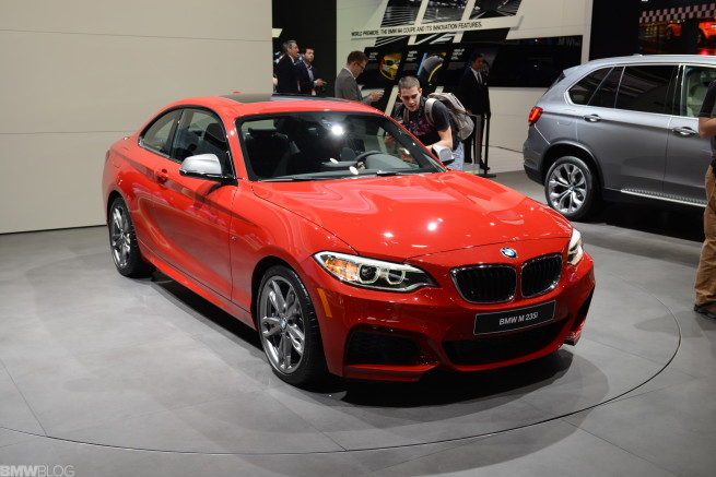 BMW-M235i-F22-Coupe-Detroit-NAIAS-2014-LIVE-Melbourne-Rot-01