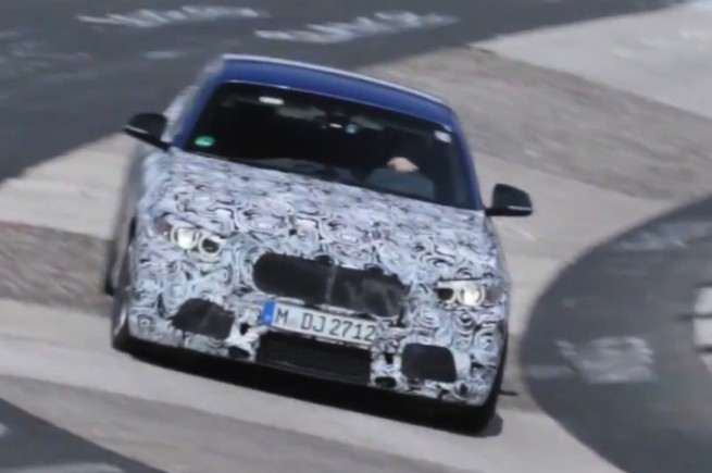 BMW-M235i-F22-Video-Nuerburgring-Erlkoenig