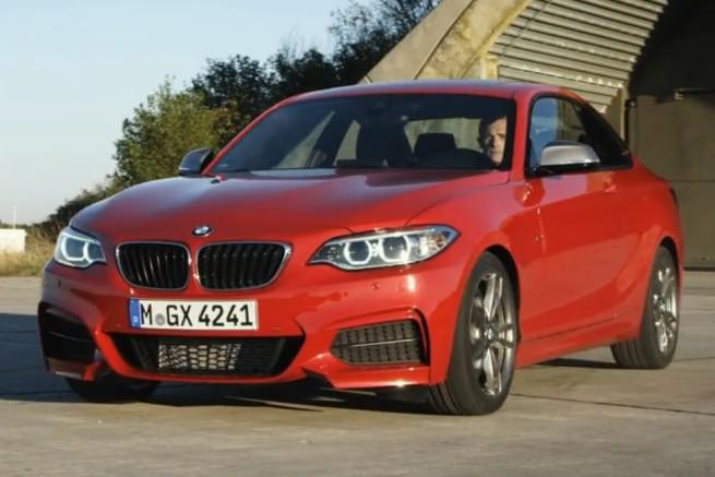 BMW-M235i-Handling-Launch-Control-Videos
