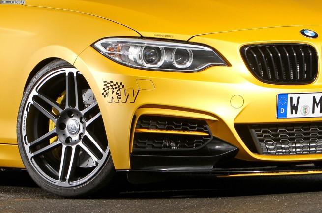 BMW-M235i-Manhart-MH2-Clubsport-Tuning-F22-gelb-matt-03