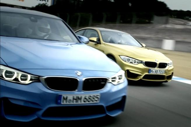 BMW-M3-2014-M4-Video-F80-F82
