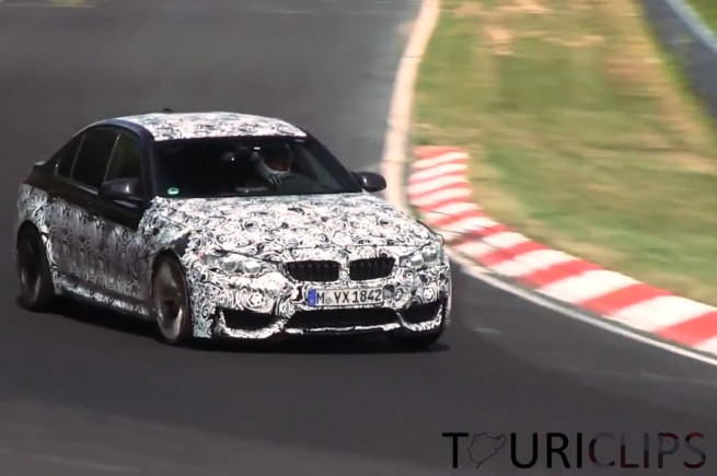 BMW-M3-2014-Video-Erlkoenig-Nuerburgring-Touriclips
