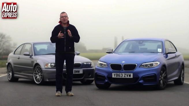 BMW-M3-CSL-vs-M235i-Coupe-Vergleich-Video-Auto-Express