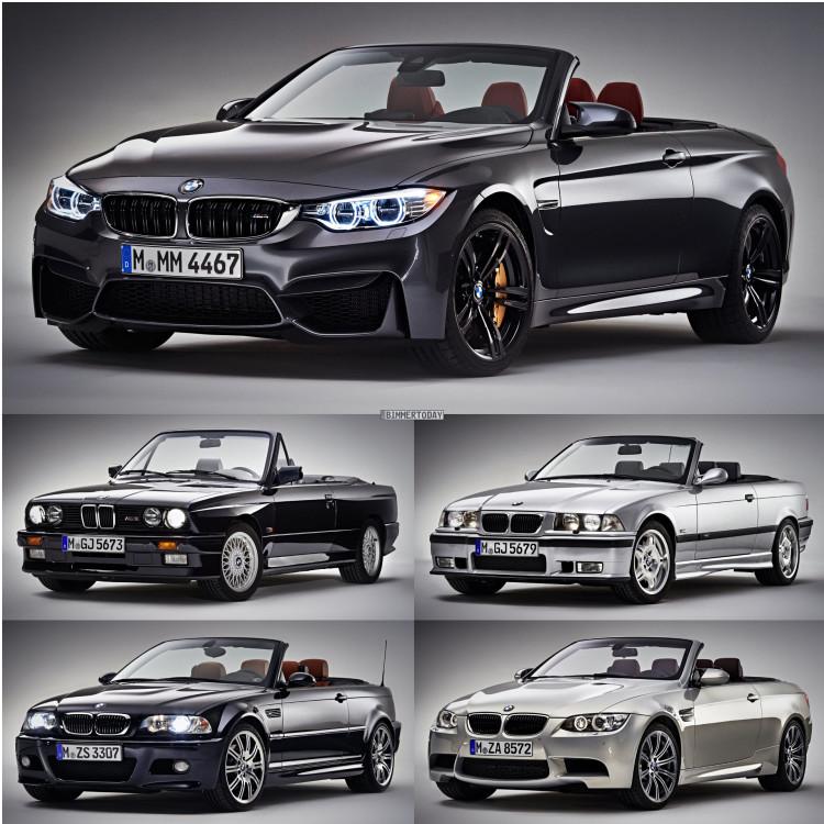 BMW-M3-Cabrio-Generationen-Vergleich-E30-E36-E46-E93-F83-M4-2014