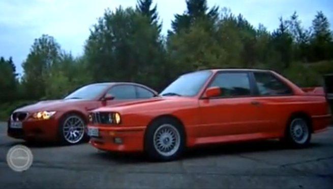 BMW-M3-E30-Vergleich-E92-DSF-Turbo