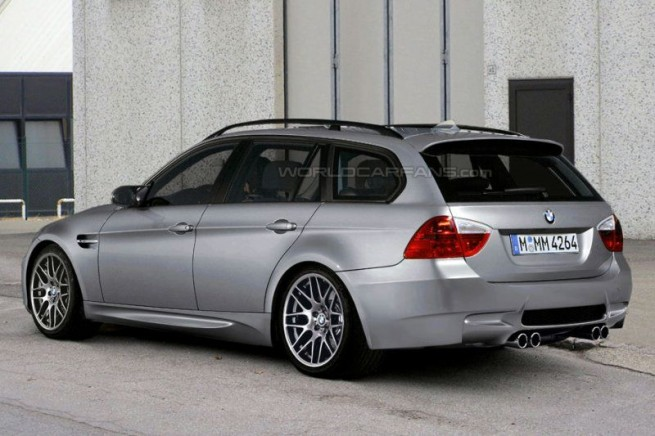 BMW-M3-Touring-E91
