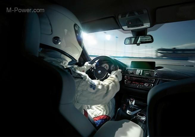 BMW-M4-2014-M3-Innenraum-Details-Interieur-13