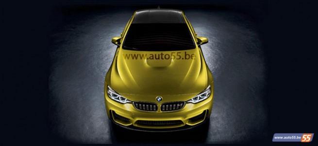 BMW-M4-Concept-2013-Leak